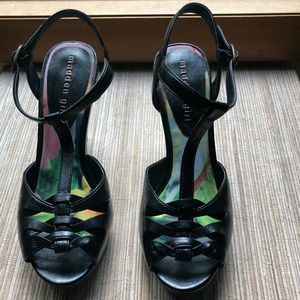 "Madden Girl ""Kilobyte"" Platform Heels"